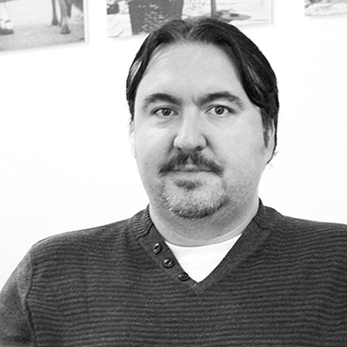 Photo of Andy Perron
