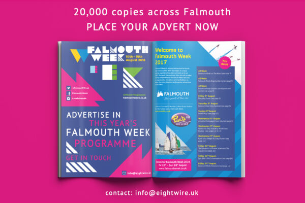 falmouth week advertise